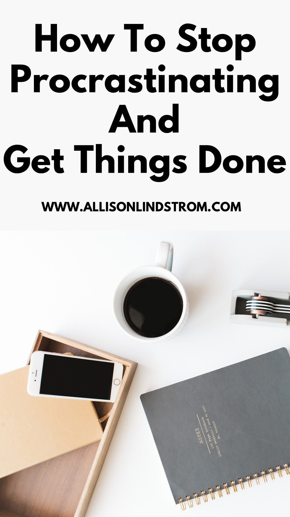 Procrastination.jpgHow to Stop Procrastinating and Get Things Done-- It's almost February and you need to stop procrastinating and get work done! In today's video I'm talking about one of the #1 excuses I hear people say when they can't get any blogging work accomplished.