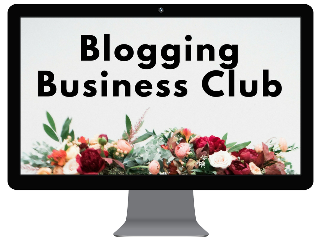 The Blogging Business Club by Allison Lindstrom. Find it here: https://www.bloggingbusinessclub.com/