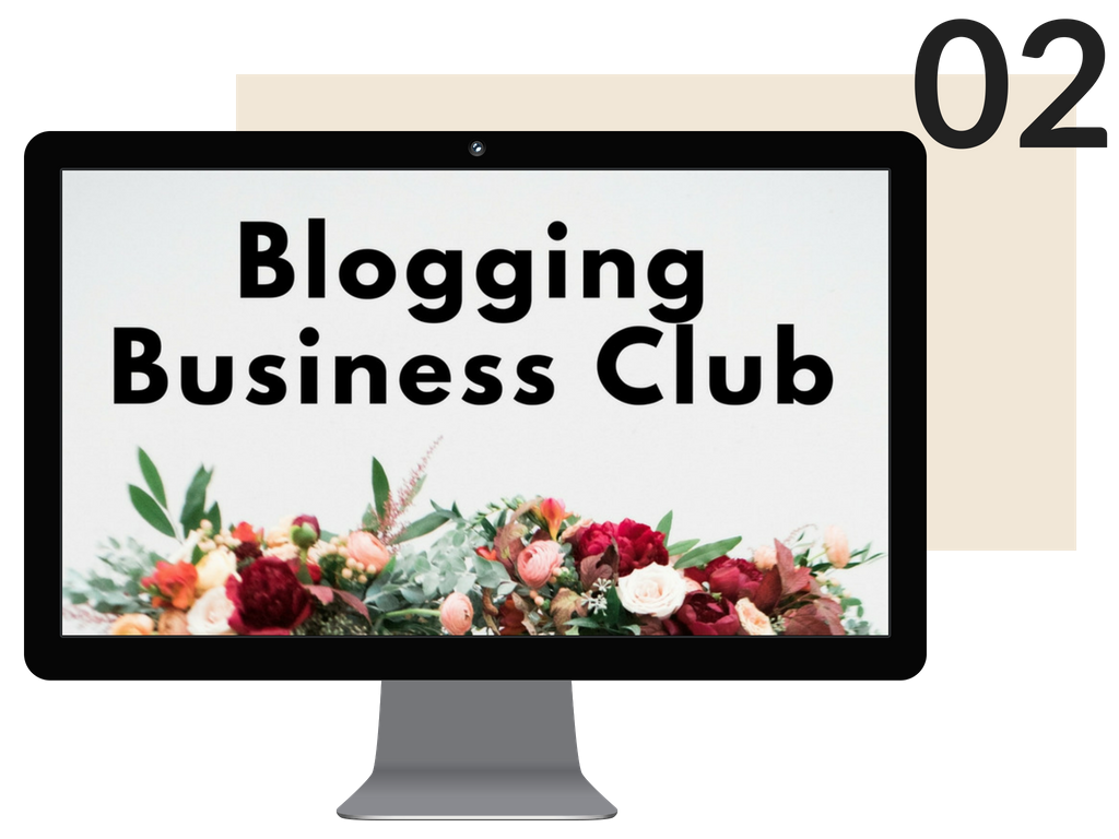 The Blogging Business Club is an online community that helps its members become better at the business side of blogging.