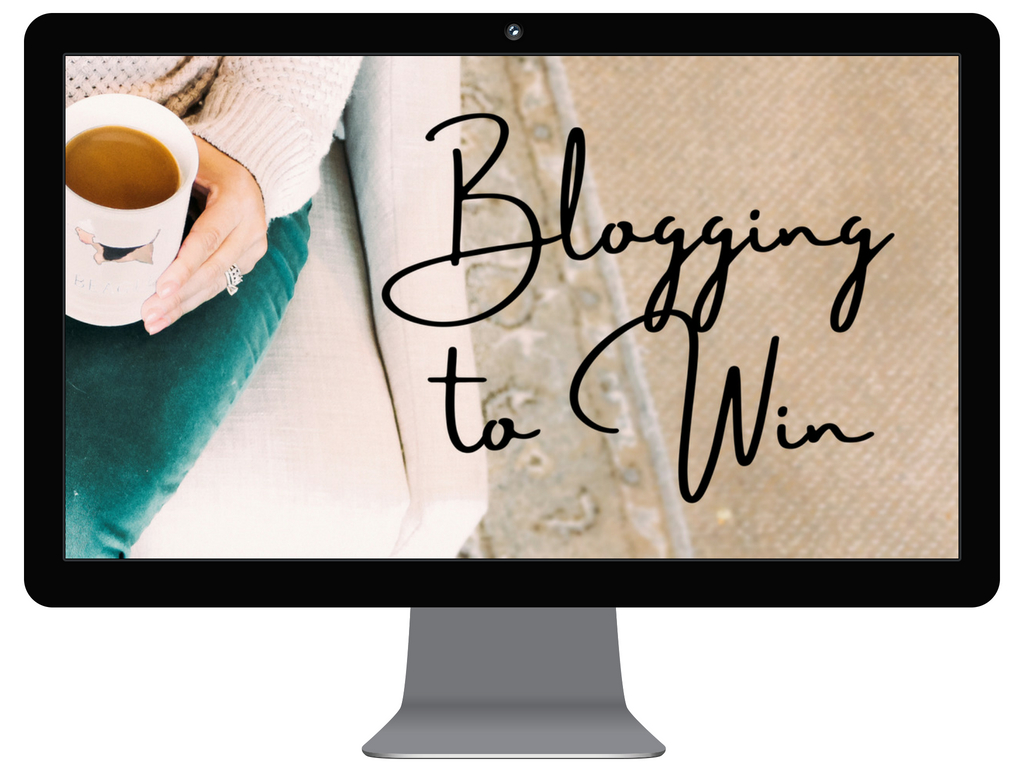 Blogging to Win. Thinking of starting a blog so you can work from home? I make more now blogging ($12,000/month!) than I ever did working outside of the home. Follow my step-by-step video tutorial for setting up your hosting and domain. It take less than 7 minutes and you can have your blog up and running in no time!