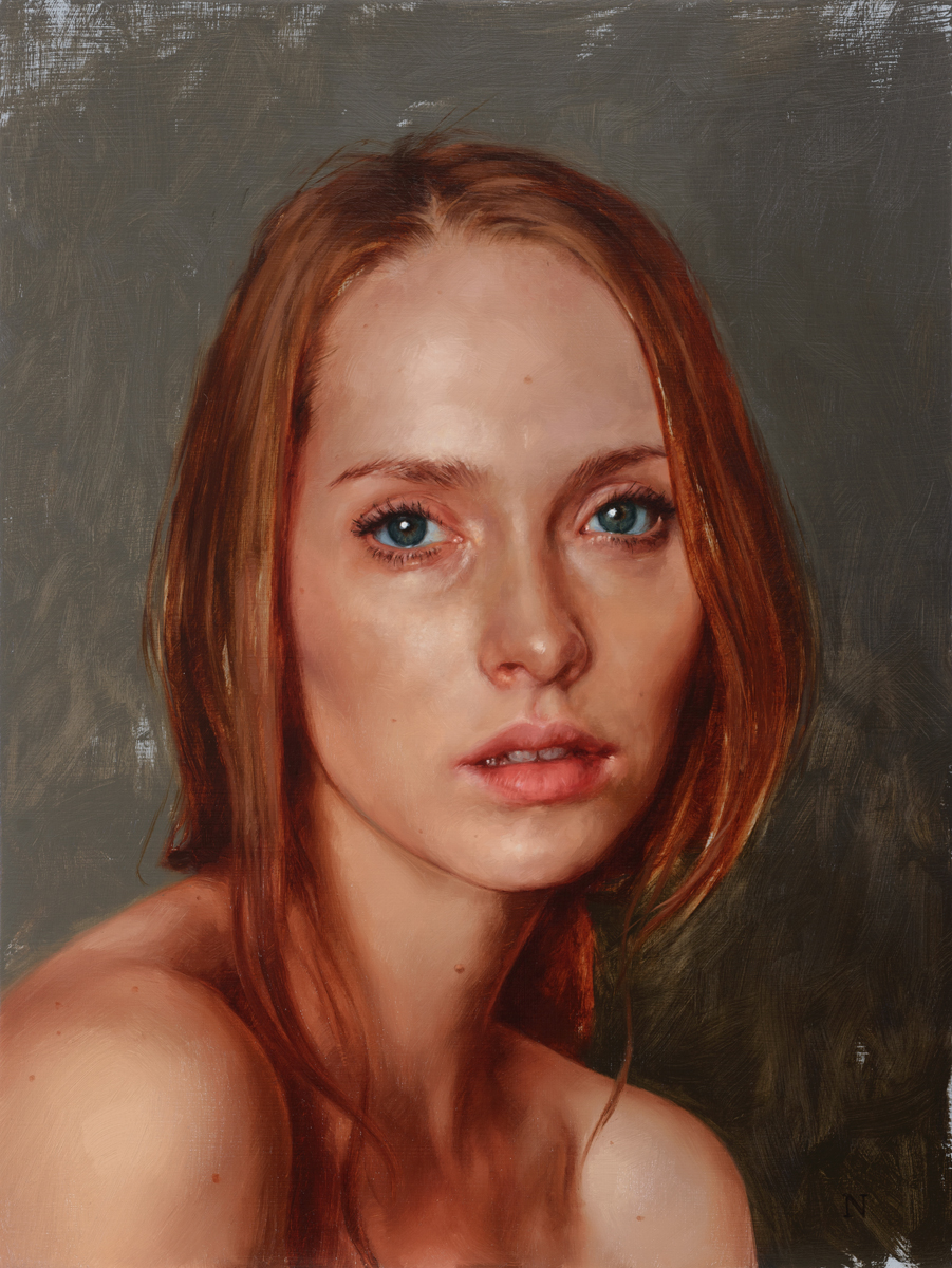Portrait of Bailee