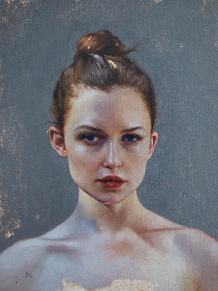 portrait of  Paige
