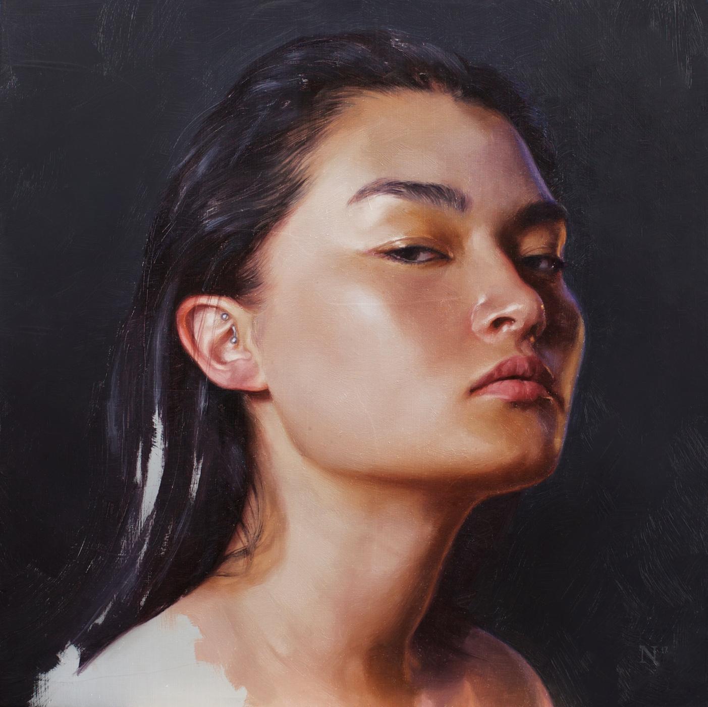 """""""portrait of minji"""""""