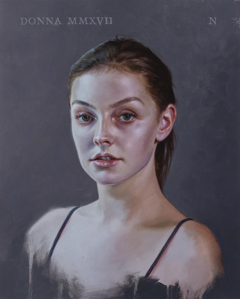 """Portrait of Donna"""