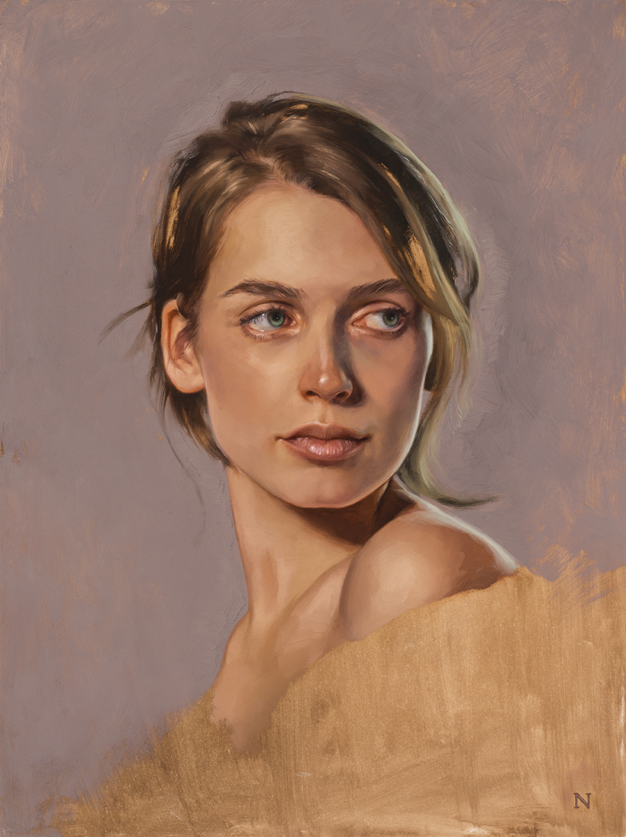 Portrait of Lydia