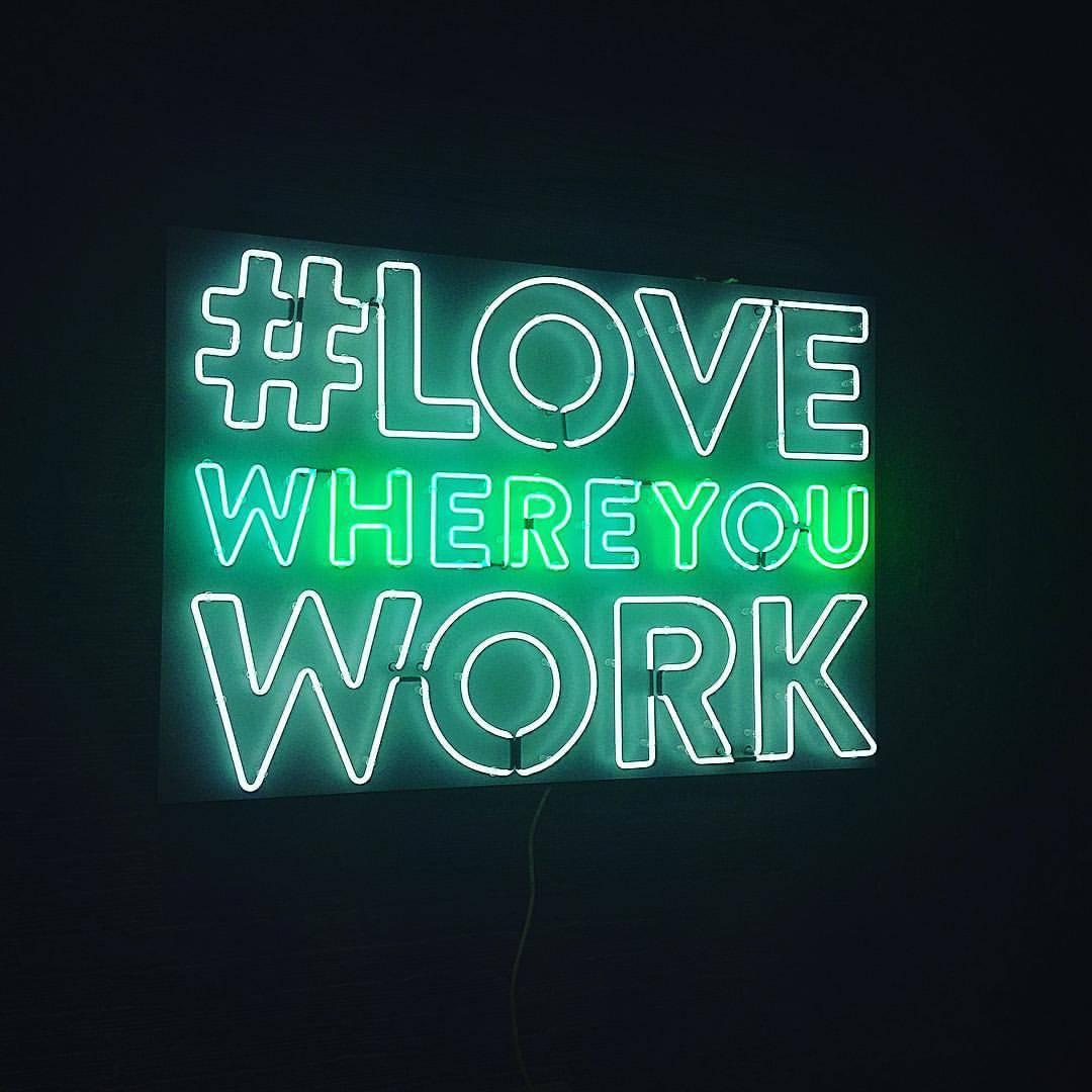 Love Where You Work