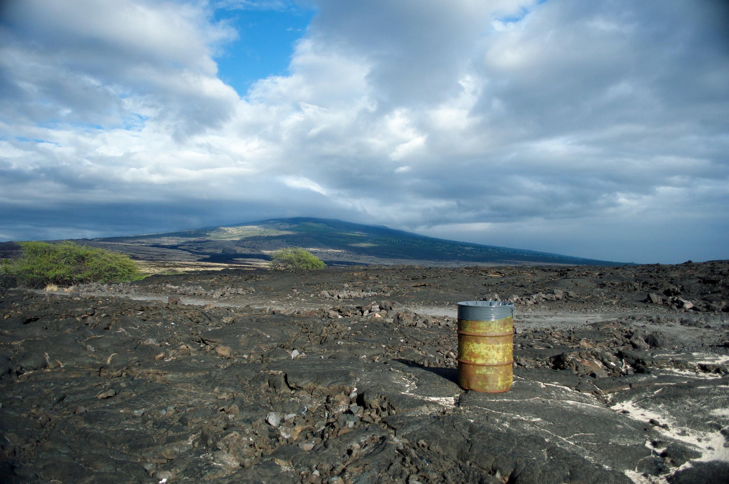 Mauna Loa Volcano, HI