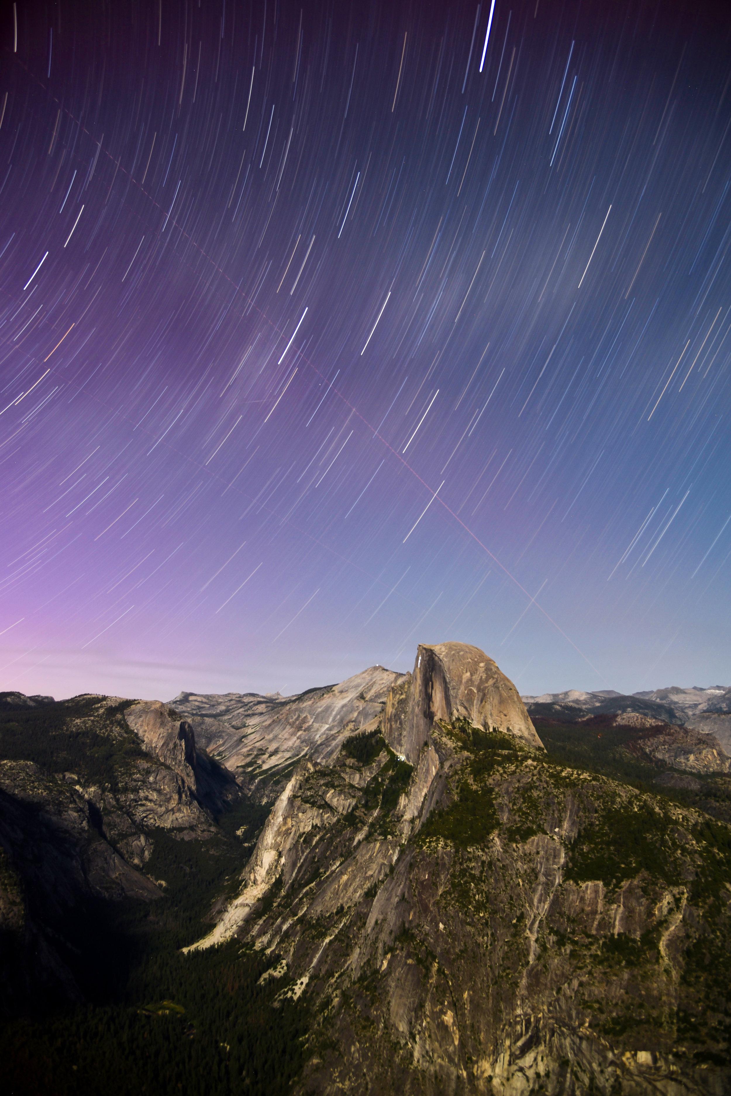 Glacier Point, Yosemite, CA