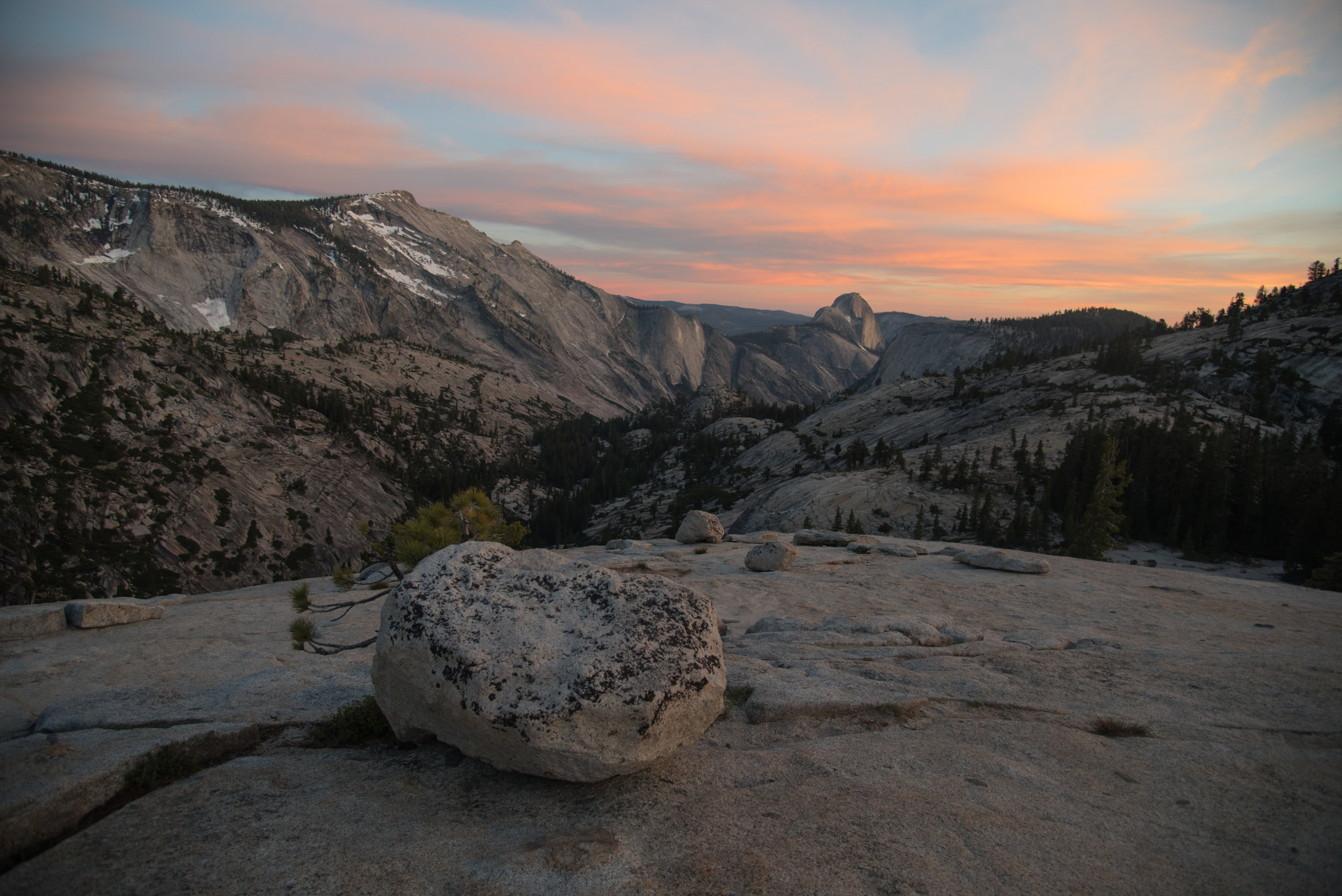 Olmsted Point, Yosemite, CA