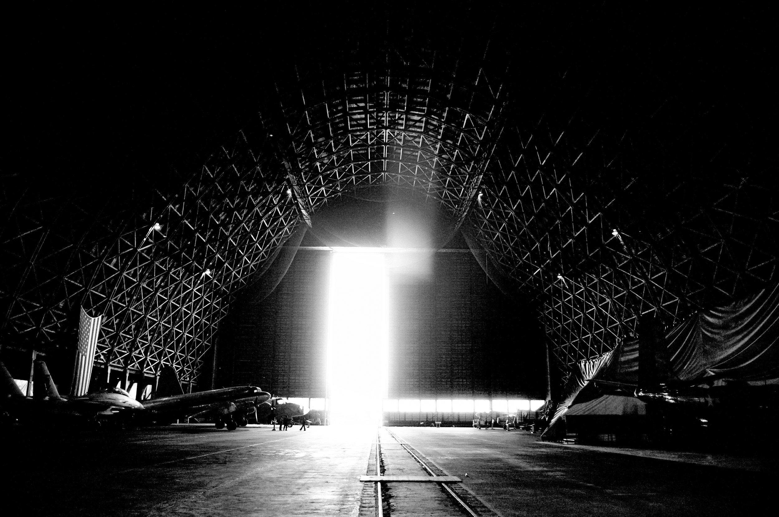 Tillamook Air Museum, Tillamook, OR