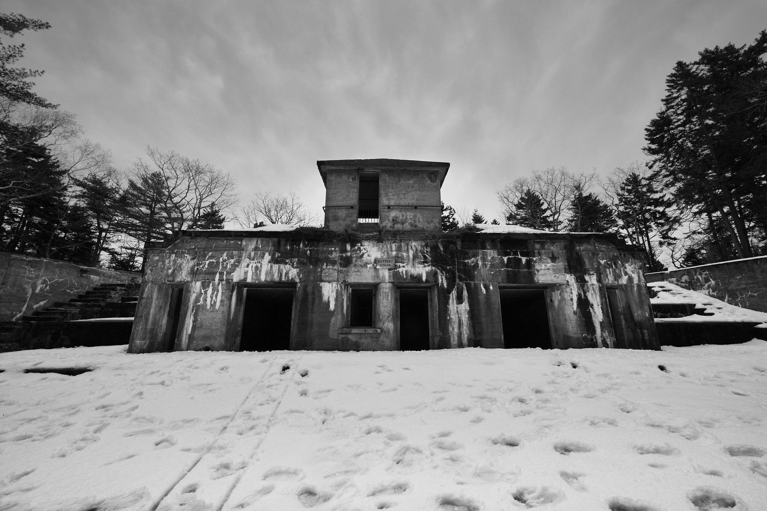 Fort Baldwin State Historic Site, Phippsburg, ME