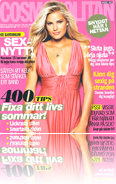 Cosmopolitan August 2007