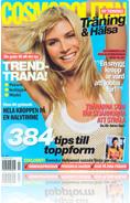Cosmopolitan November 2007
