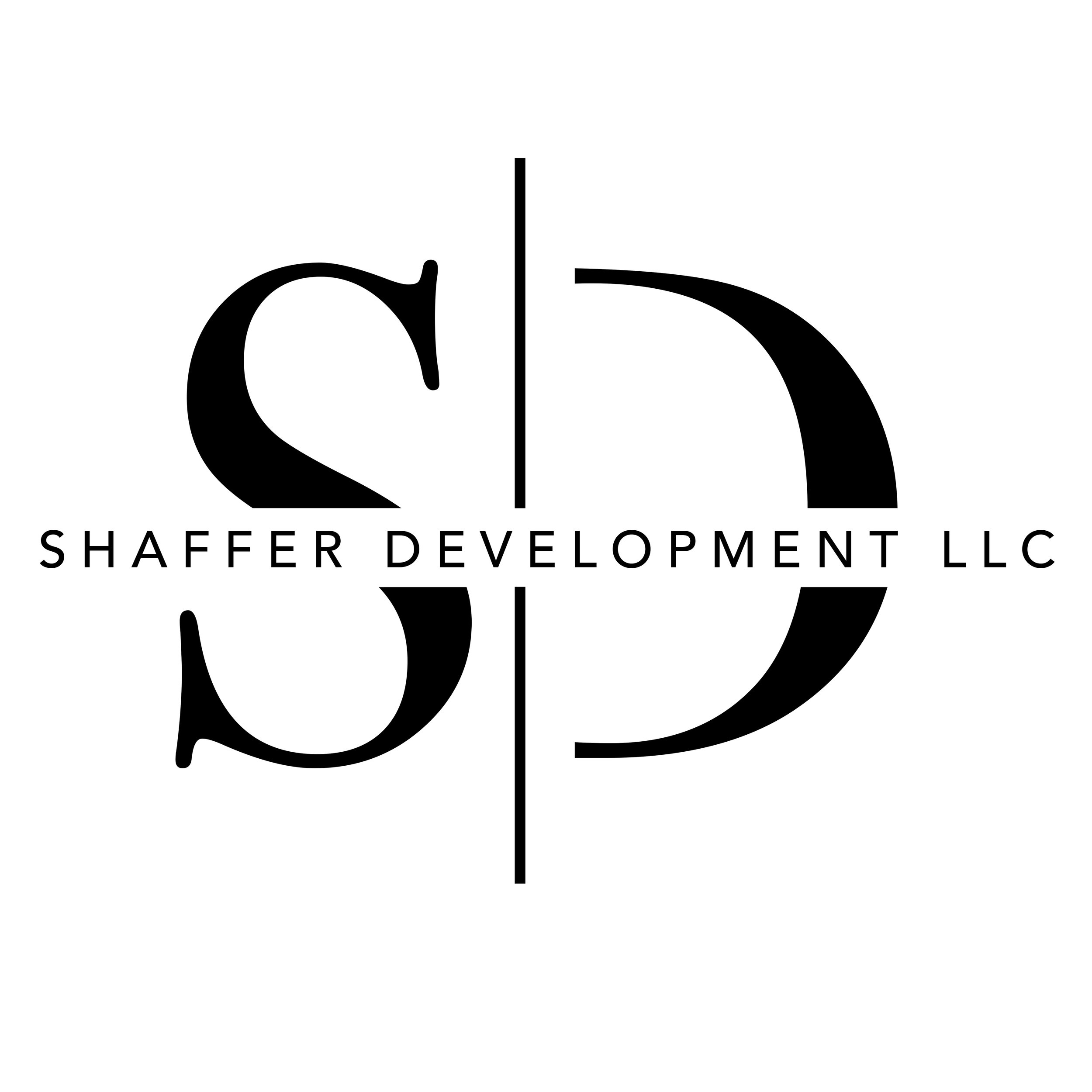 Shaffer Development Logo - Black.jpg