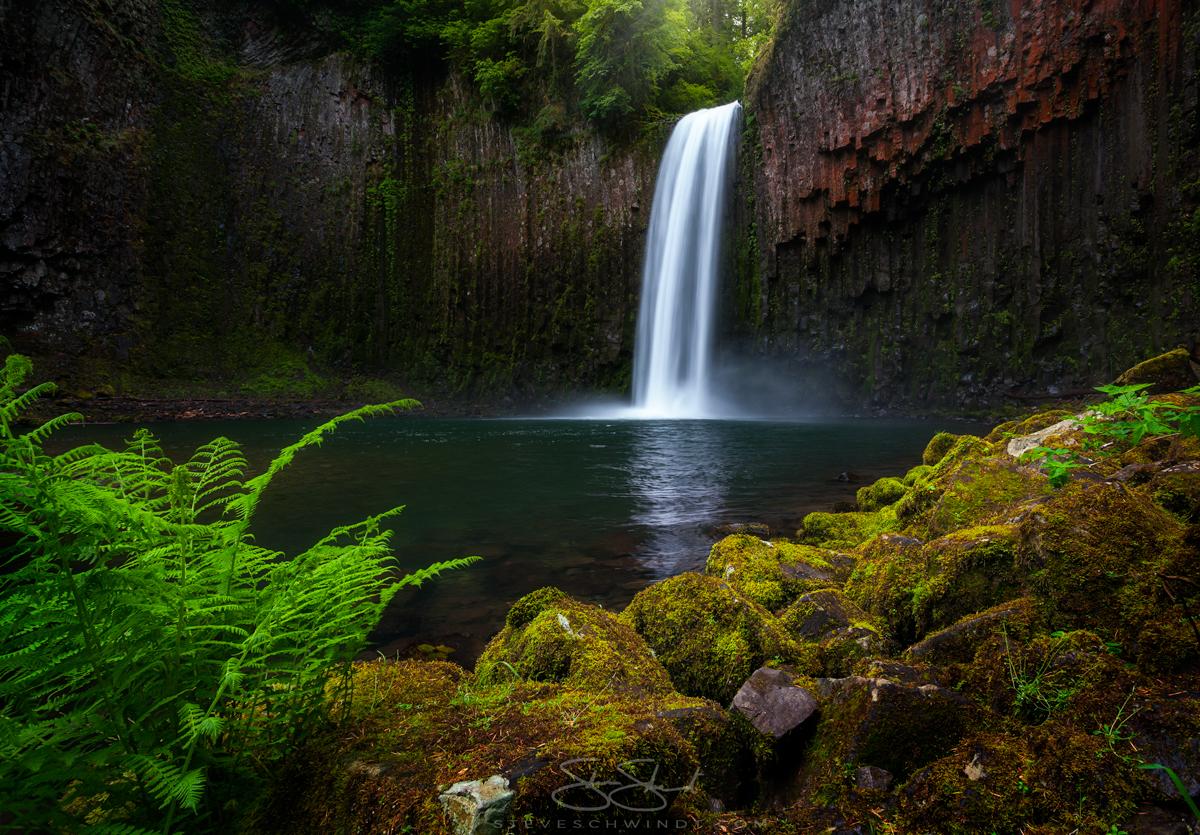 Abiqua Falls, Oregon (Spring 2016)