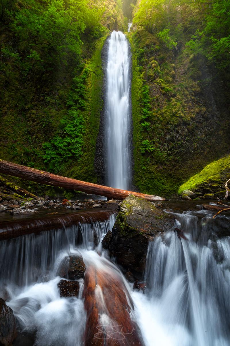 Gorton Creek Falls, Oregon (Spring 2016)