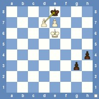 Double Pawn's Mate