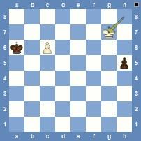 Reti Position   (White to draw)