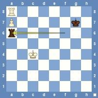 Vancura Position   (Black to draw)