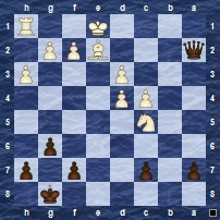Find the Deflection (Black to Move)