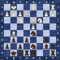 Find the Desperado (Black to Move)
