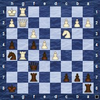 Find the Best Move (Black to Move)