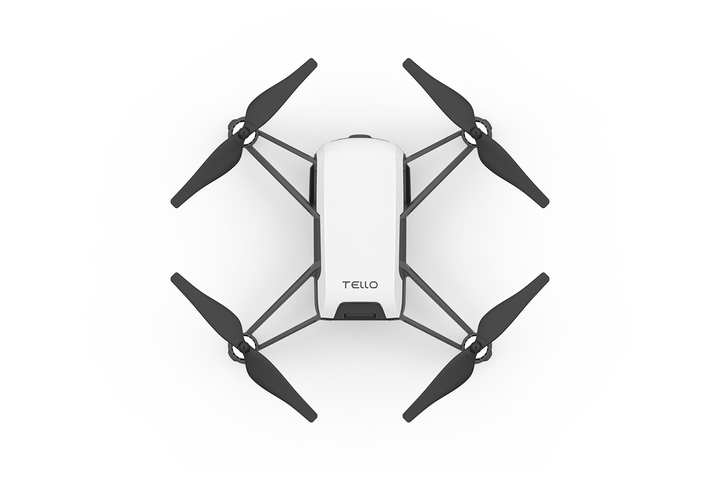 Tello Drone - Feel the Fun We came up with Tello: an impressive little drone for kids and adults that's a blast to fly and helps users learn about drones with coding education. Get yourself a Tello to find out just how awesome flying can be!