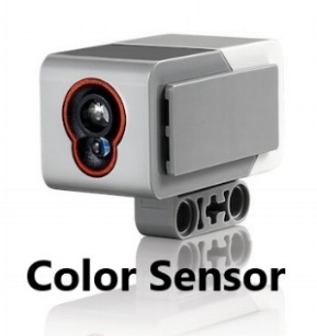 Capable of detecting seven colors plus the absence of color. It can tell the difference between color or black-and-white or among blue, green, yellow, red, white, and brown.