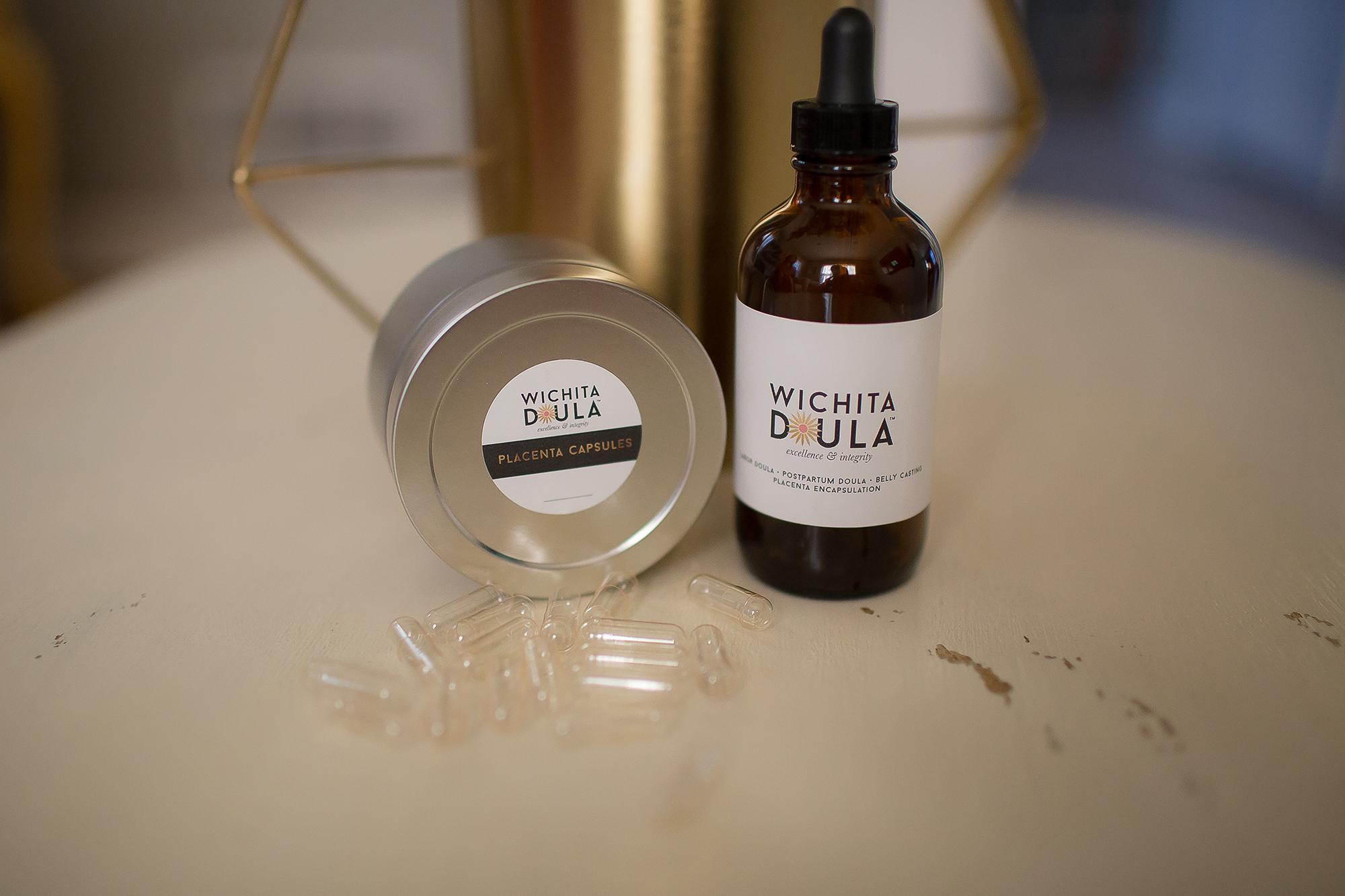 Wichita Doula - Placenta Encapsulation