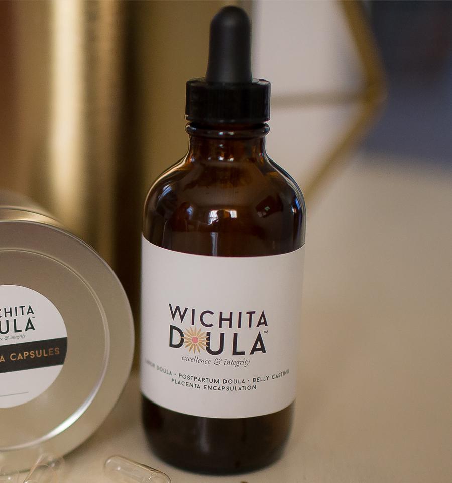 Wichita Doula - Placenta Tincture