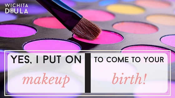 Yes, I Put On Makeup to Come to Your Birth! Authored by Sara Skiles