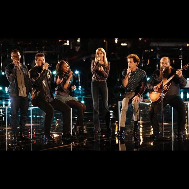 #teamadam #memories I miss these guys!!! We need to have a season 10 #thevoice reunion!