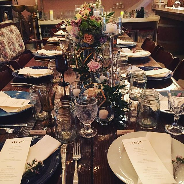 This could be your special occasion 🙌#makeaconsultation #reception #rehearsaldinner #wedding #dinner #party #vintage #special #may #authentic #eclectic #decor #rustic #weddingday #weddingdress #weddingflowers #americanmade #theknotweddings #weddingday #weddingwire #malibu #losangeles #bridesmaids #bride