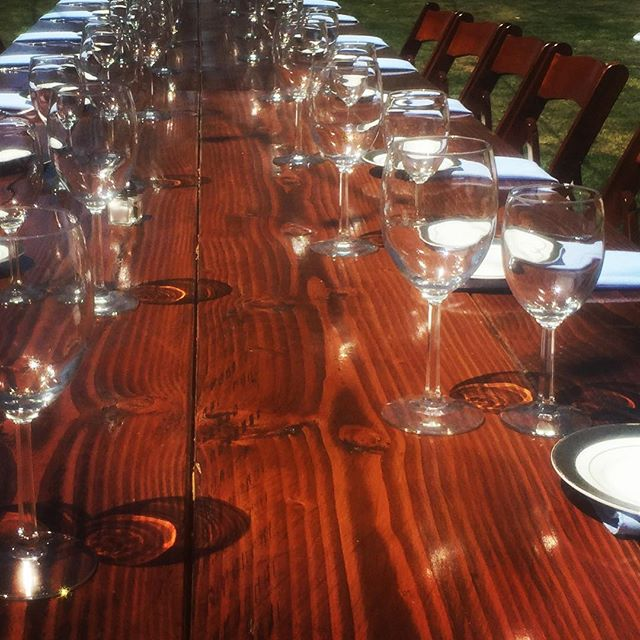 Fill your wine glass Thursdays, enjoy a nice vino tonight you deserve it !#HisandHersRentals #wine #redwine #whitewine #whitezinfandel #jc #vintageweddings #rusticevents #authentic #farmtable #foodie #weddingday #events #party #partying #fun #thursday #winery #wine