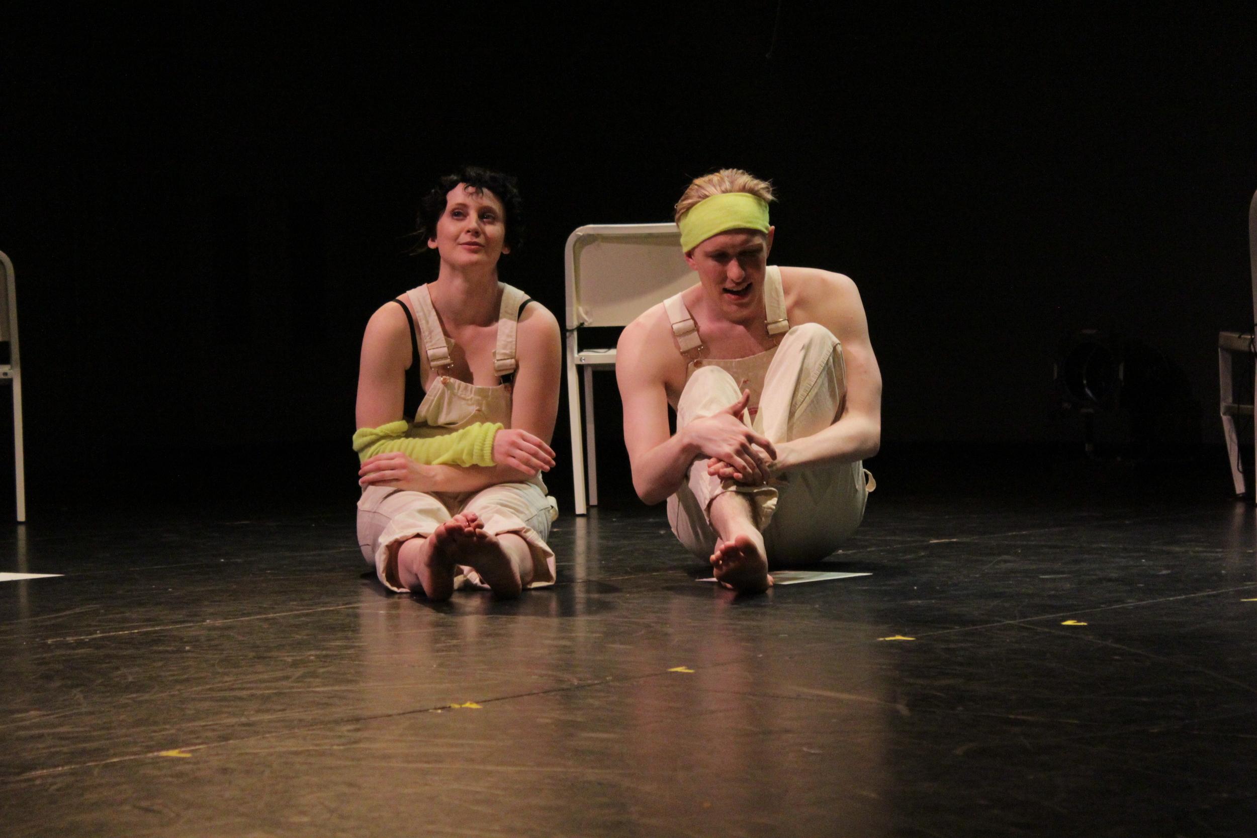 Guests: A Gestural Ballet
