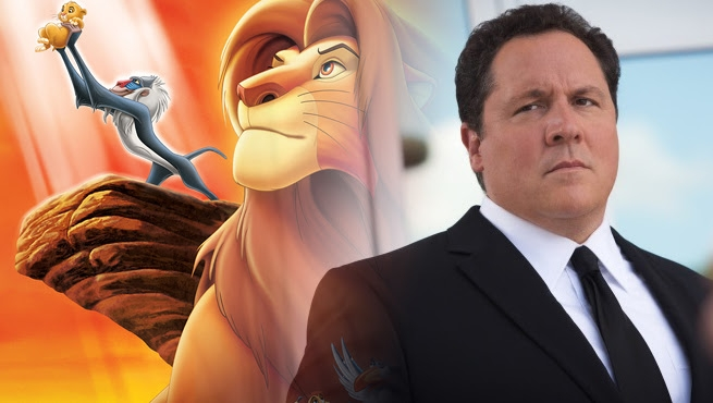 Jon Favreau is doing a live action Lion King Remake. - The basic premise is that turning a beloved cartoon into a live action remake is a market Hollywood has yet to exploit.
