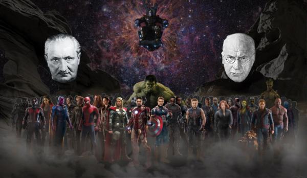 Chris pratt claims that avengers: Infinity war will