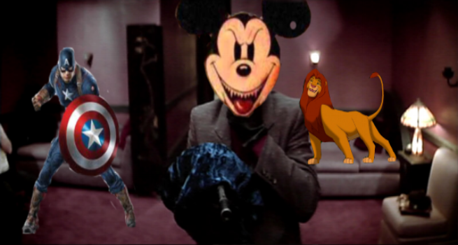 David Lynch claims he is done making movies. - Darn. I guess our hope of a spinoff involving Disney and Marvel characters exploring a surreal psychosphere of depravity and sexual perversion will never see the light of day.