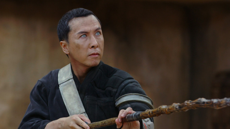 Chirrut, who might be gay.