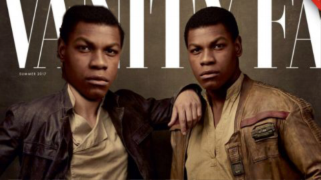 John boyega claims finn is now