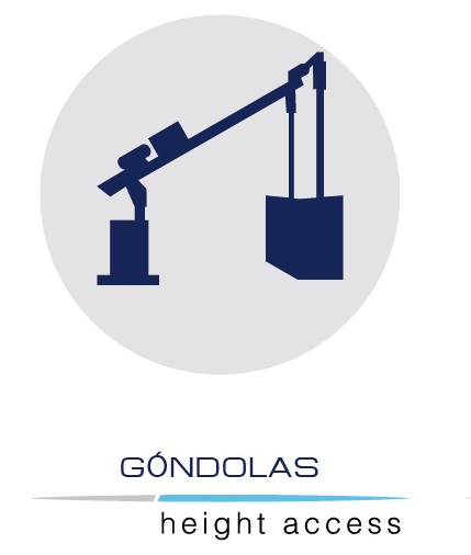 Góndolas : height access
