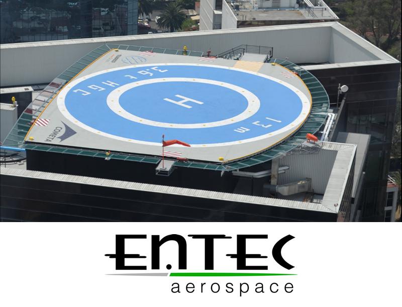 EnTEC : HELIPUERTOS : aerospace