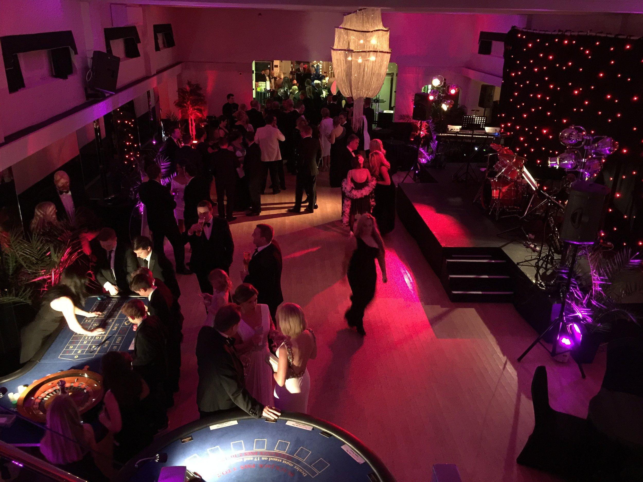 Dance Floor at The Arlington Ballroom, Leigh-on-Sea