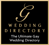 We are proud to be listed  in G Wedding Directory , a premiere wedding guide for LGBT couples.