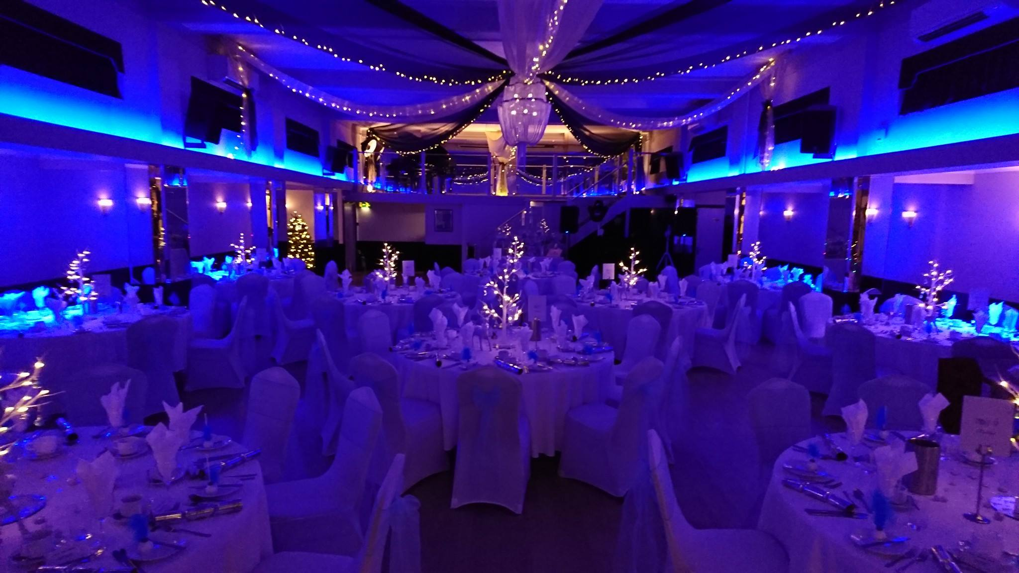 Christmas at the Arlington Ballroom in Southend