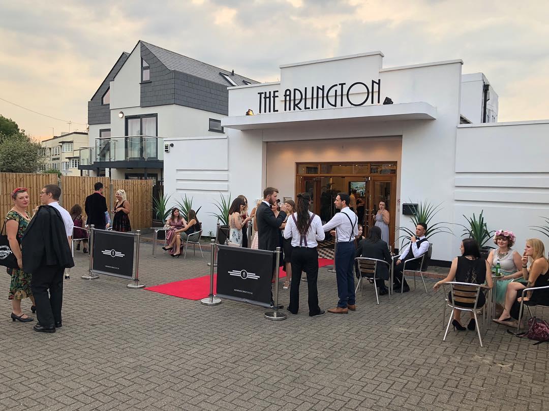 Social Event at The Arlington Ballroom, Leigh-on-Sea