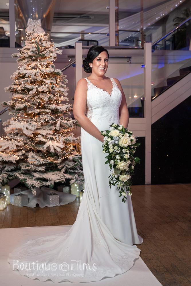 Nicole Kent Wedding Photo