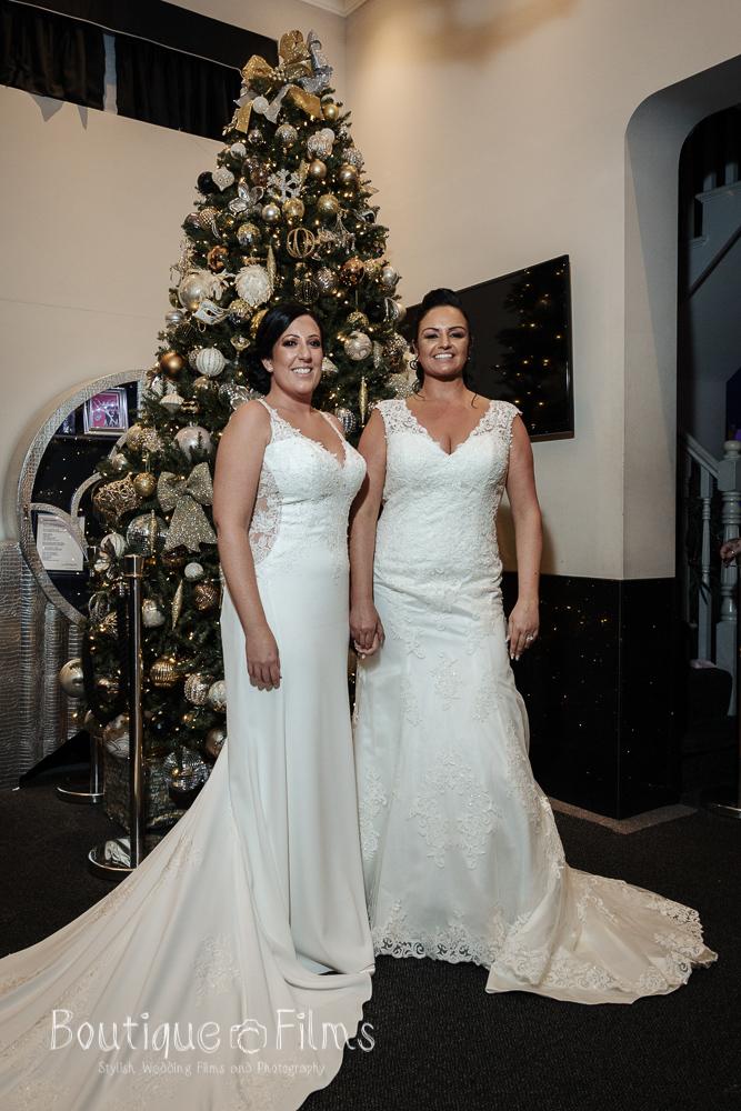 Jodie & Nicole Kent Wedding at The Arlington Ballroom Essex