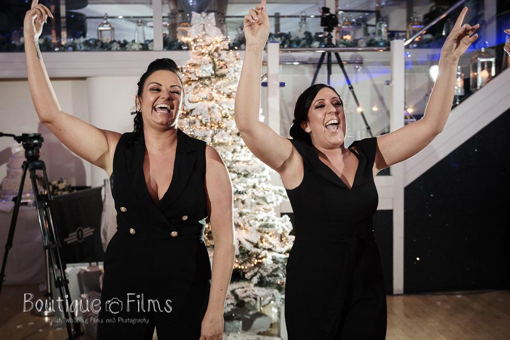 Jodie & Nicole LGBT Wedding Reception in Essex
