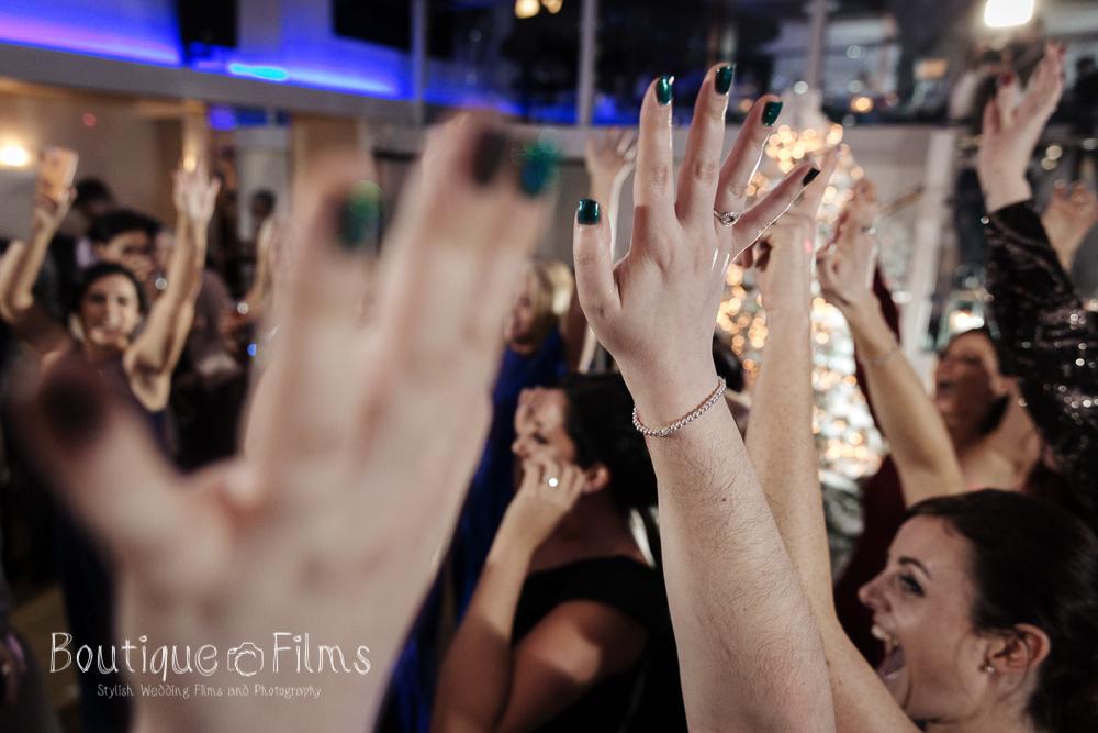 LGBT Wedding Reception at The Arlington Ballroom Essex